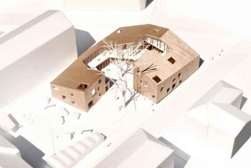 forfatterhuset model